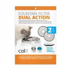 CATIT Filtre Dual Action pour fontaine à chat