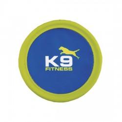 ZEUS Jouet K9 Disque volant en nylon pour chien