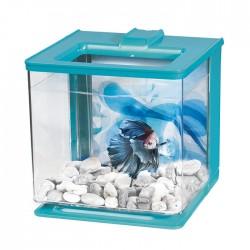 MARINA Betta EZ-Care Bleu - Aquarium pour Combattant