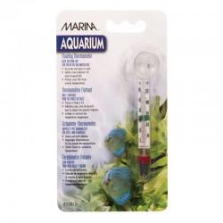 MARINA Thermomètre avec ventouse pour aquarium