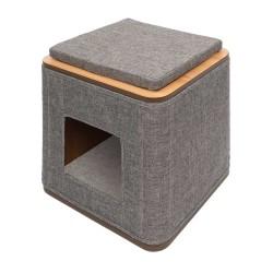 Cachette CATIT Vesper Cubo Stone