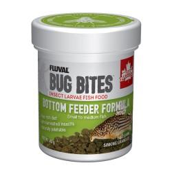 FLUVAL Bug Bites Poissons de fond granulés S/M 45g
