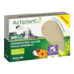 ACTIPLANT Shampooing solide Peaux sensibles