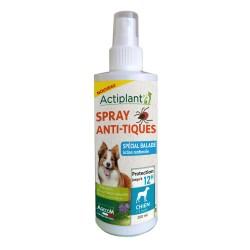 ACTIPLANT Spray anti-tiques